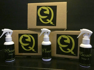 eQure scratches medication available at Tack in the Box
