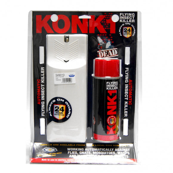 KONK Timed Release Dispenser