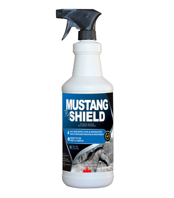 Mustang Shield Fly Spray
