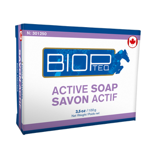 BiopTeq Active Soap For Horses
