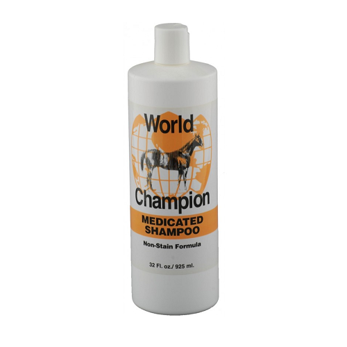 World Champion Medicated Shampoo