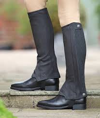 Shires Children Half Chaps