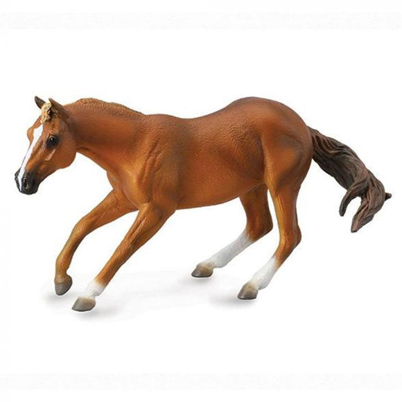 BREYER Quarter Horse Stallion Sorrel