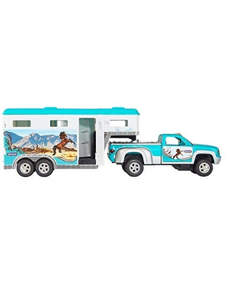 BREYER TRUCK AND GOOSENECK TRAILER