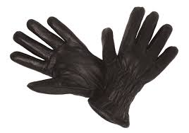 Watson  Black Unlined Gloves