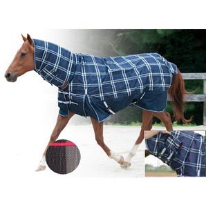 Century Horse Clothing Tiger 600D Combo Full Neck Turnout