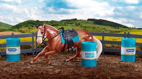 Breyer Classics Barrel Racer