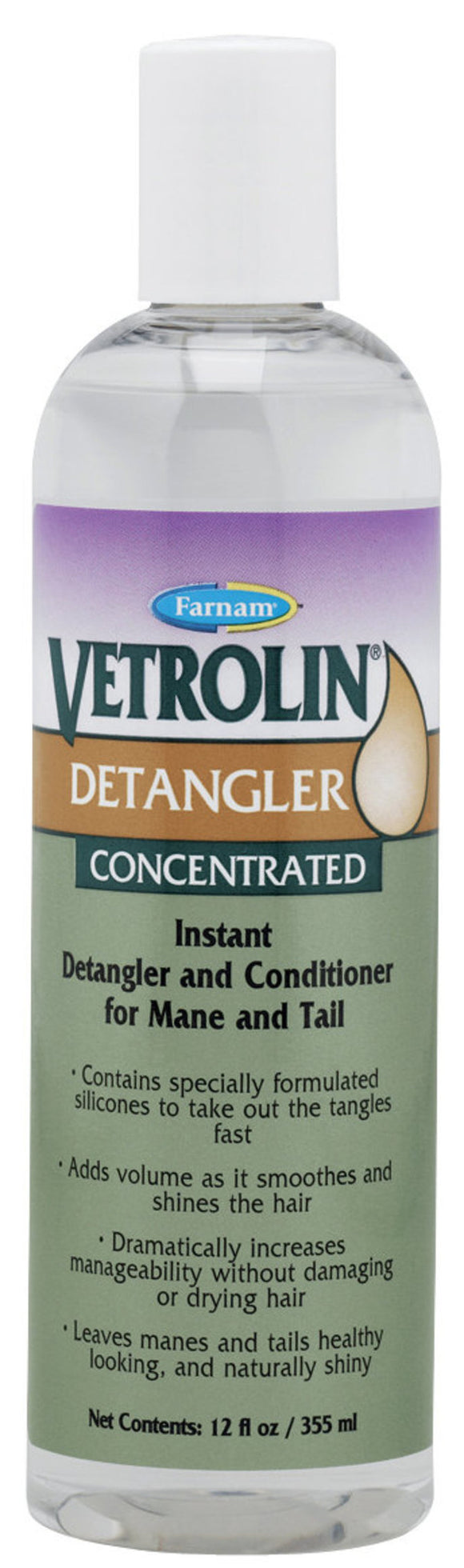 Vetrolin Concentrated Detangler - Tack In The Box