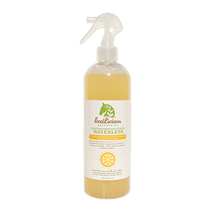 EcoLicious Green & Squeaky Clean Waterless