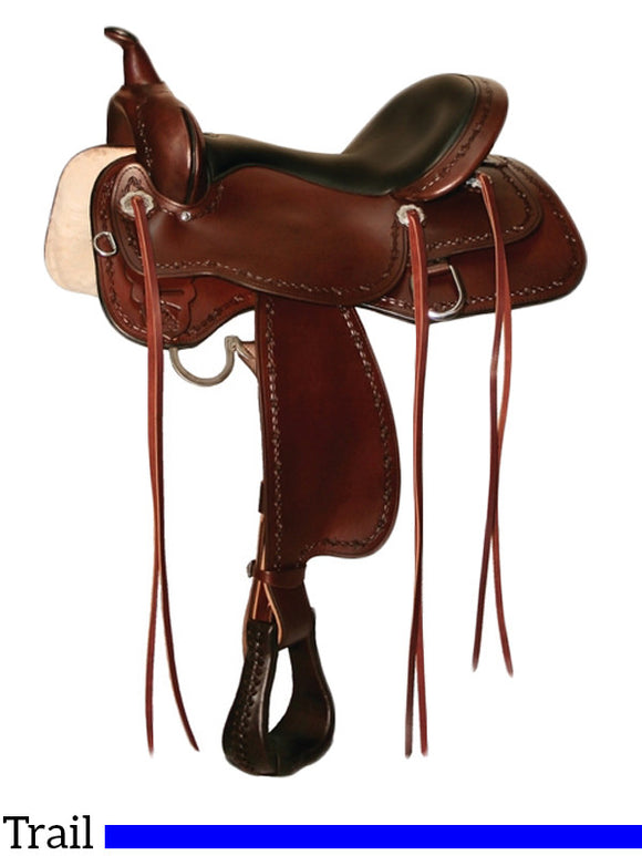 Winchester Trail Saddle - Tack In The Box