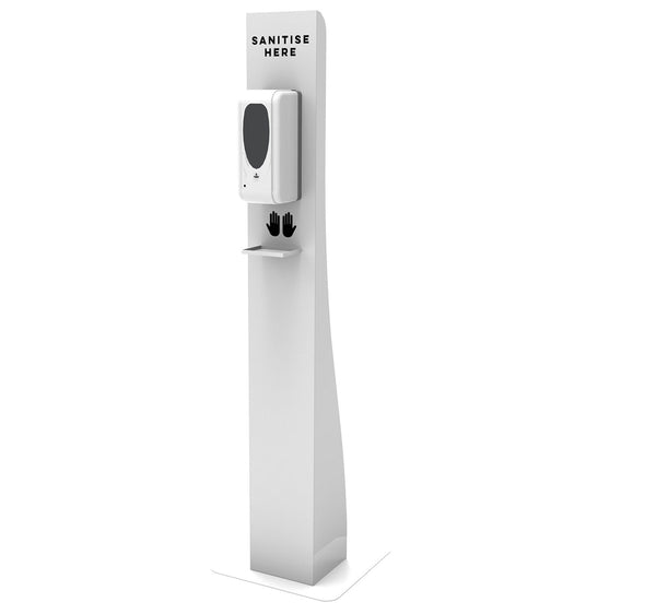 Harry Floor Standing Automatic Hand Sanitiser Station