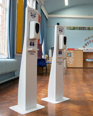 sanitiser stations for schools