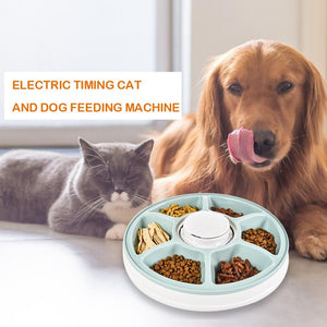 Healthy Pet Simply Feed Automatic Cat and Dog Feeder - Etrendpro