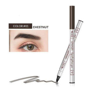 4 Colors Waterproof Microblading Pen - Etrendpro