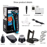 Electric 4D Multipurpose Shaver - Etrendpro