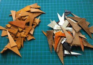 Leather Recycling, Part 2
