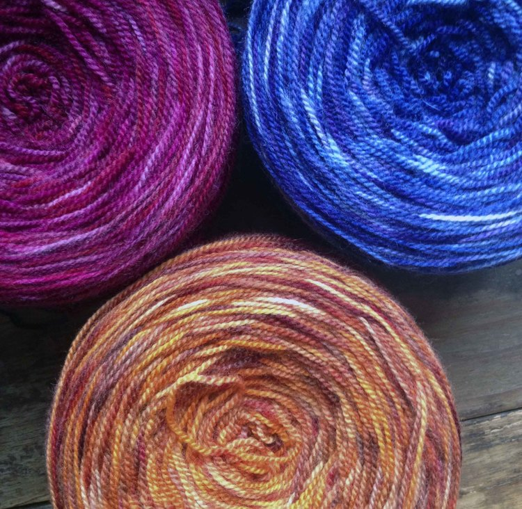 from the dyepot: for you and for me
