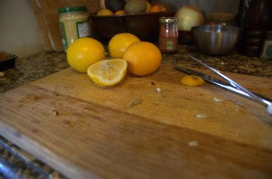 Guest Post: Hannah's Preserved Lemons
