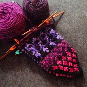 on the needles: april 28th