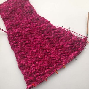 on the needles: aug 18th