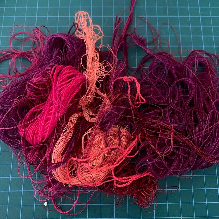 Works in Process: Cashmere Gradient Shawl