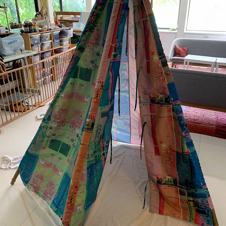 Works in Process: Play Tent