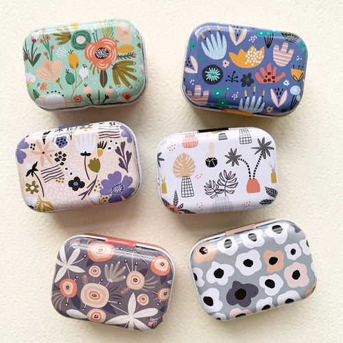 Cute knitting stich marker boxes