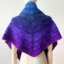 Load image into Gallery viewer, Skipping Shawl Free Knitting Pattern