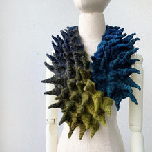 Load image into Gallery viewer, Hexabranchus Free Knitting Pattern - Infinite Twist