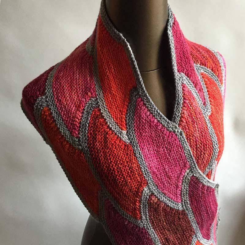 Tipping the Scales Free Knitting Pattern - Infinite Twist
