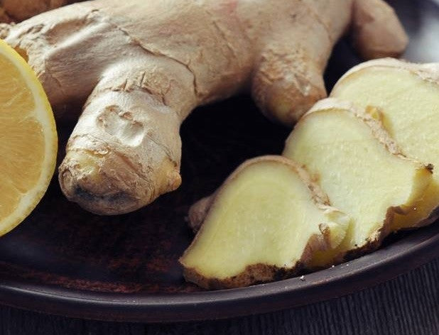 Fresh Organic Ginger Root