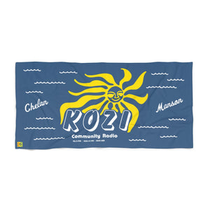 KOZI Beach Towel