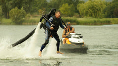 Jetlev Flyer UK Ride Leisure Wyboston Lakes Bedford
