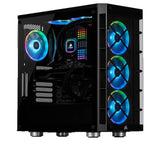 Ultimate Corsair iCue 465X Black Desktop Gaming PC Computer AMD Ryzen 5 32GB DDR4 Ram 4GB Graphics Card