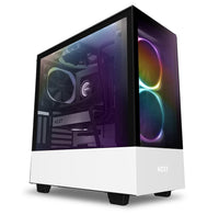 NZXT H510 Elite Desktop Gaming PC Computer Intel i7 16GB DDR4 4GB Graphics Card
