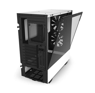 NZXT H510 Elite Desktop Gaming PC Computer AMD Ryzen 5 16GB DDR4 4GB Graphics Card