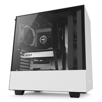 NZXT H510 Desktop Gaming PC Computer AMD Ryzen 5 16GB DDR4 Ram 4GB Graphics Card