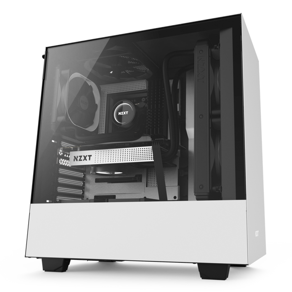 NZXT H510 Desktop Gaming PC Computer AMD Ryzen 9 32GB DDR4 Ram 4GB Graphics Card