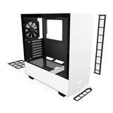 NZXT H510 Desktop Gaming PC Computer AMD Ryzen 5 16GB DDR4 4GB Graphics Card
