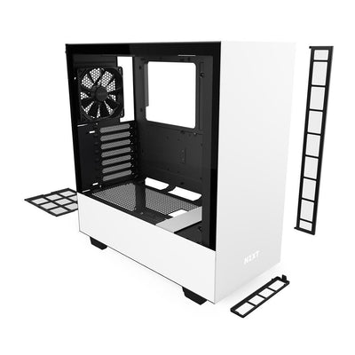 NZXT H510 Desktop Gaming PC Computer Intel i3 8GB DDR4 4GB Graphics Card