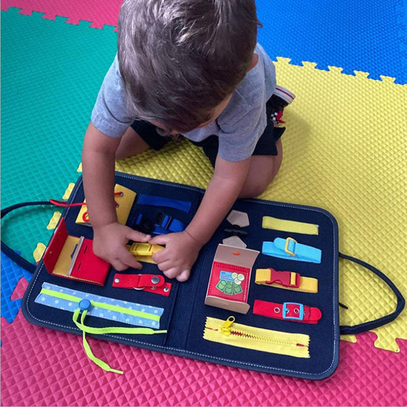 The Montessori Suitcase