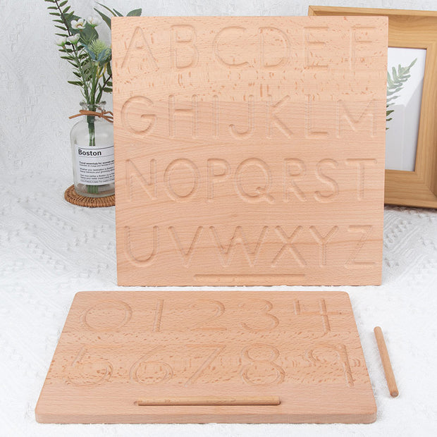 Montessori Tracing Boards