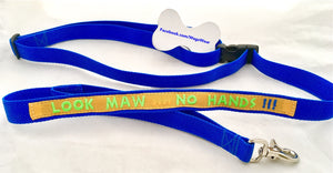 "Hands Free Umbilical Dog Leash - 1"" Width"