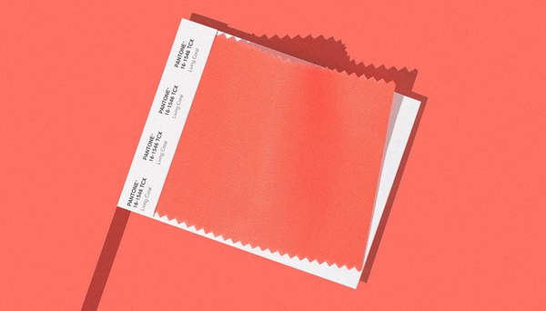 Living Coral - Pantone Colour of 2019