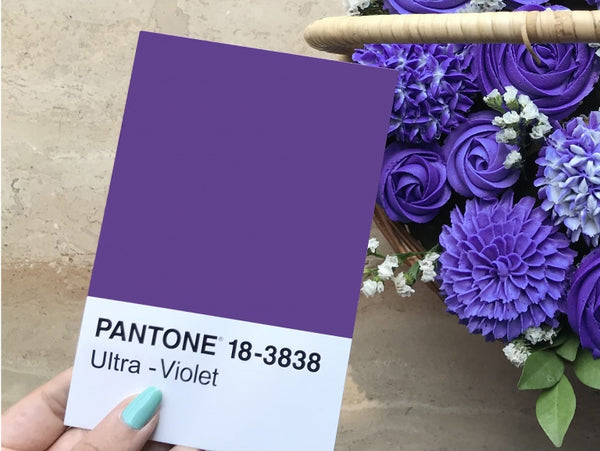 Ultraviolet – Pantone™ 2018 Color of the Year