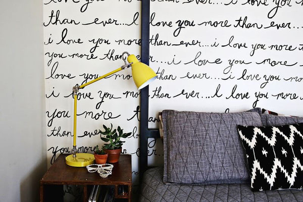 How to liven up your walls in 3 easy steps