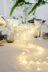 Knirke Fairylights - Silver - 80 LED