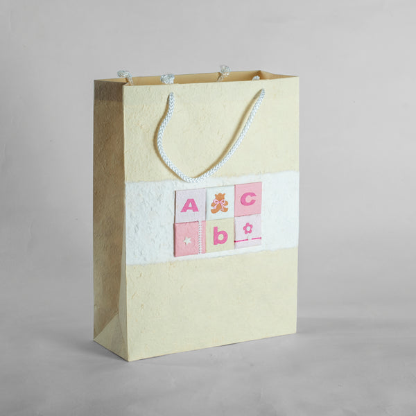 ABC Silk Paper Gift Bag