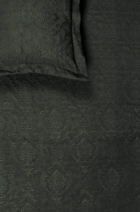 Grow Charcoal Bedspread Set