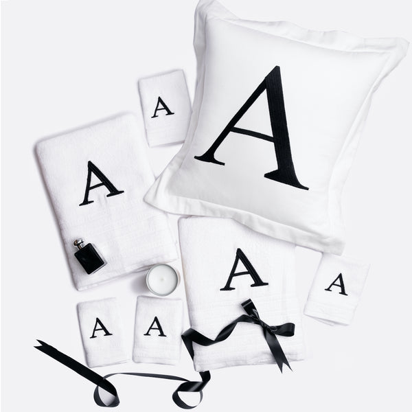 Alphabet Monogram Gift Set - Large